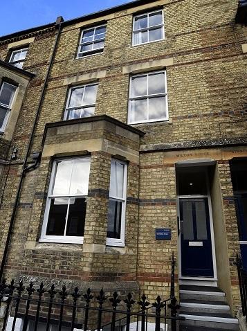 139 Walton Street exterior photo front door