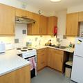 Castle Mill 1-bed flat kitchen