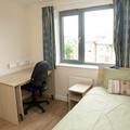 Castle Mill 2-bed flat bedroom