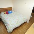 Castle Mill Gatehouse Flat bedroom
