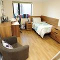 Castle Mill single room with en-suite