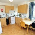 Castle Mill studio kitchen