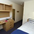 Cavalier Court bedroom