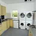 Kitchen and laundry area in Jack Straw's lane
