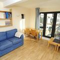 Summertown House North Block 1-bed flat interior