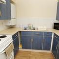 Summertown House North Block 1-bed flat kitchen